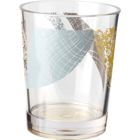 Brunner Cristal SAN, azul/transparente